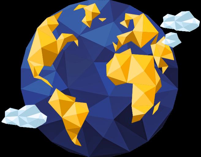 crypto-home-globe